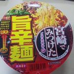 宮崎でみつけた旨辛麺