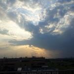 2012年5月28日夕暮 多摩川