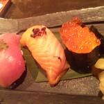 2012年6月2日 新潟 海鮮寿司