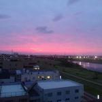 2012年6月5日 夕暮 多摩川