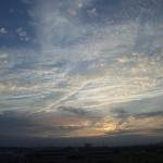 2012年6月13日 多摩川 夕暮れ