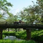 2014/05/16 雪女パワー返還富士山周遊ツー その2 久々の生馬そして忍野へ