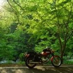 2014/05/23 登山部始動!のはずが・・・お預け! 滝めぐりツー その2 板敷渓谷から昇仙峡ライン