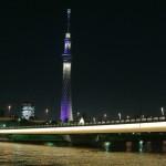 2014/05/19 屋形船で東京夜景巡りな豪遊