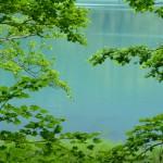 北海道キャノンボールツー6日目 2014/7/2 その2 アイヌコタン-オンネトー-足寄