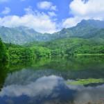 2014/7/25-26 金曜快晴~群馬長野花めぐりツー その3 渋温泉から鏡池