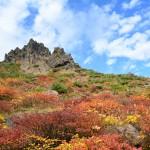 2014/10/3 福島紅葉ハンティングツー その2 百名山・安達太良山が教えてくれたこと