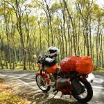 2014/9/27 ライダーに戻る時間。林道美ヶ原線~ビーナスそして車山