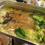 ヒトミンの山ごはん(残業食) その12 たまねぎスープ