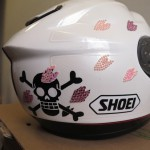 デコレーションヘルメット略してデコヘル