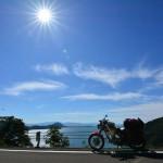 乱・嵐・濫♪九州RUNツー その2 9月14日の2 奥琵琶湖パークウェイからメタセコイヤそして衝撃の!