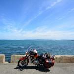 乱・嵐・濫♪九州RUNツー その15 9月19日 バイク乗りの心意気