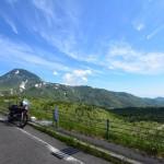 2016北海道相乗効果で快晴ツーリングその7 5日目-1 知床峠往復からのみちことの遭遇
