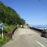 北海道相乗効果で快晴ツーリングその7 5日目-2 羅臼観光とその最果て