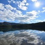 2017/11/29月刊富士山ツーリング その2 パノラマ台~西湖~道志