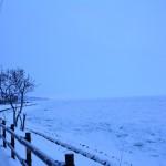 初めての冬の北海道 2018/2/13 釧路→SL→硫黄山→オシンコシンの滝→ウトロ
