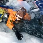 初めての冬の北海道 2018/2/14 ウトロ→流氷ウォーク→流氷乗馬→塩別つるつる温泉