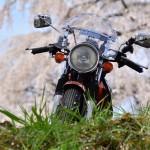 2018/4/12東京都民による福島県民のための福島桜ツーリングその1薬師桜